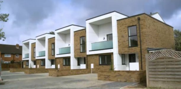 new council houses