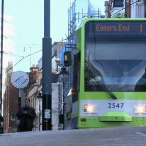 new croydon trams