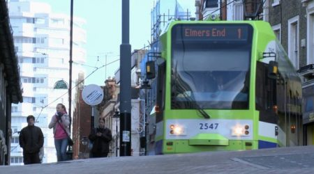 new croydon trams