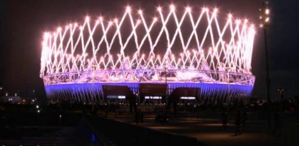 olympics opening night
